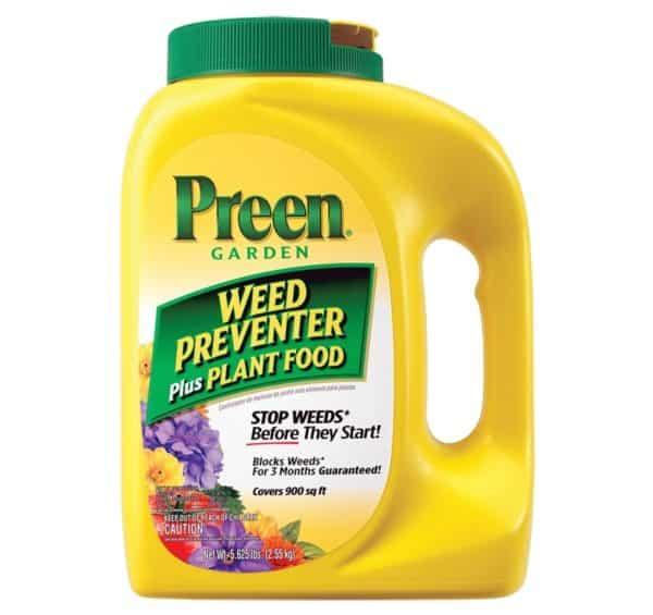 Preen Weed Preventer 5.625LB 1