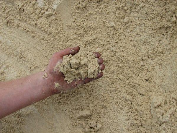 Masonry Sand 1