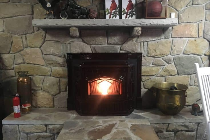 Pellet Stove Insert in Mount Savage, MD