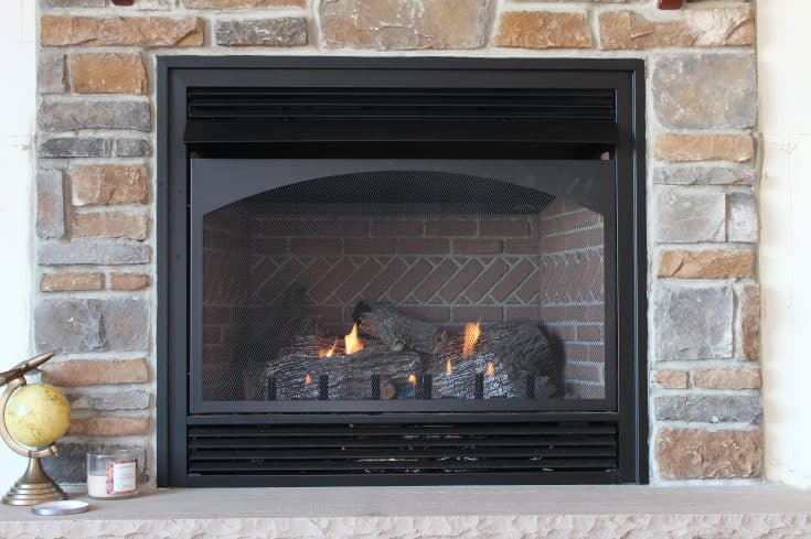 Gas Fireplace in Cumberland, MD