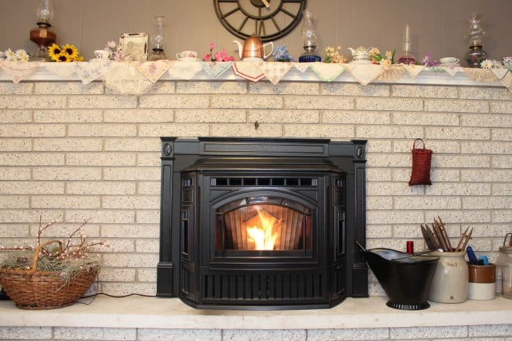 Pellet Stove Insert in LaVale, MD