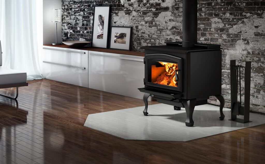 2000 Wood Stove with Blower by Osburn 1