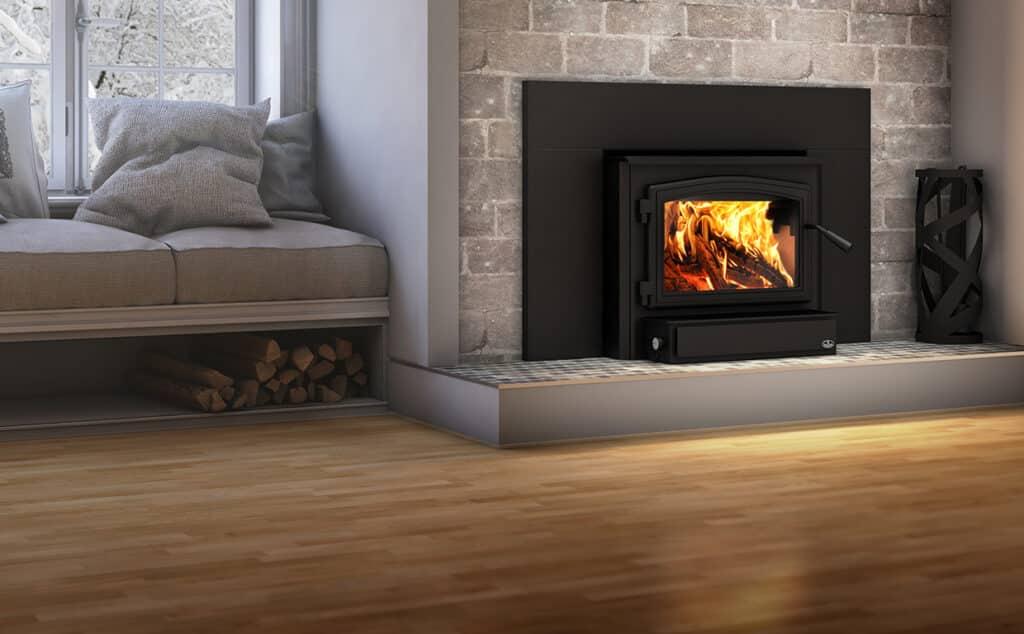 2000 Wood Insert by Osburn 1
