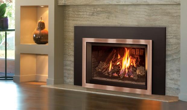 E30 Gas Fireplace Insert by Enviro 1