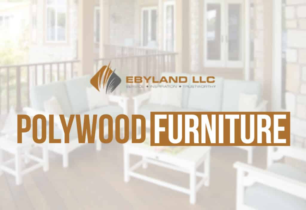 Polywood Is The Best Option For Outdoor Furniture - Here's Why 2