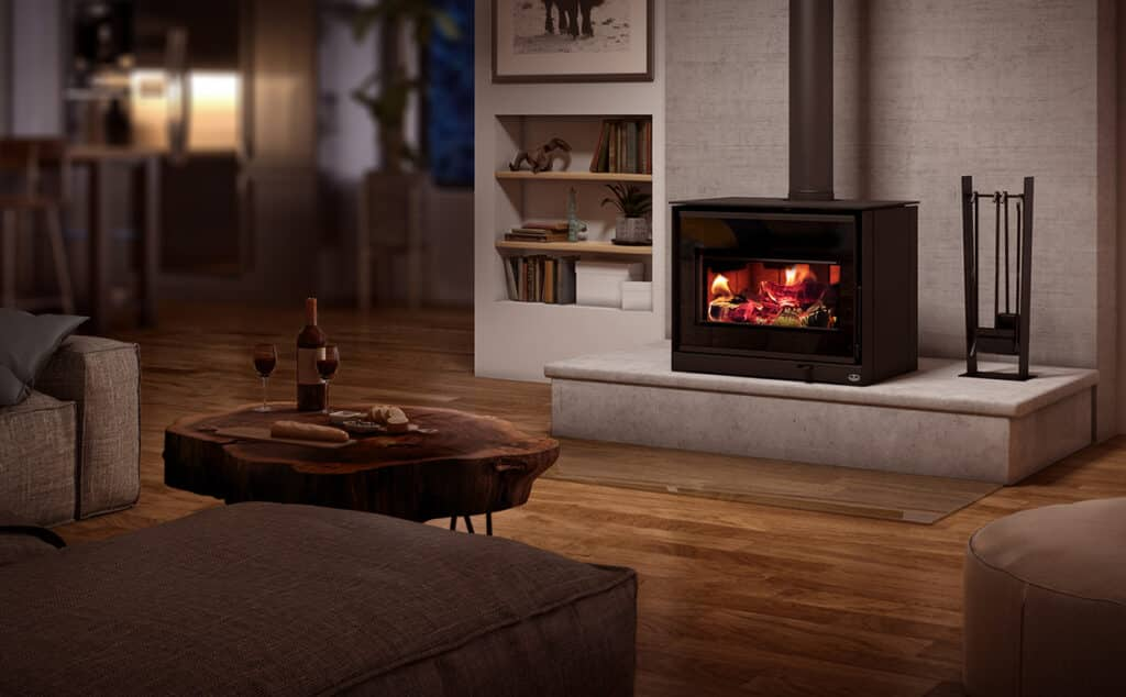 Inspire 2000 Wood Stove by Osburn 1
